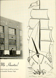 Page 7, 1950 Edition, Decatur High School - Ravelings Yearbook (Decatur, IN) online yearbook collection