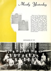 Page 12, 1960 Edition, Decatur High School - Ravelings Yearbook (Decatur, IN) online yearbook collection