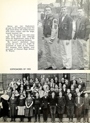 Page 13, 1960 Edition, Decatur High School - Ravelings Yearbook (Decatur, IN) online yearbook collection