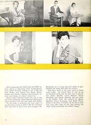 Page 14, 1960 Edition, Decatur High School - Ravelings Yearbook (Decatur, IN) online yearbook collection