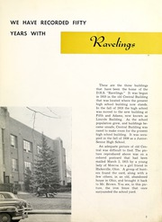 Page 7, 1960 Edition, Decatur High School - Ravelings Yearbook (Decatur, IN) online yearbook collection