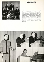 Page 12, 1961 Edition, Decatur High School - Ravelings Yearbook (Decatur, IN) online yearbook collection