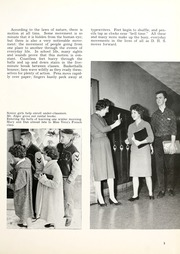 Page 7, 1961 Edition, Decatur High School - Ravelings Yearbook (Decatur, IN) online yearbook collection