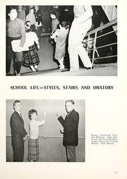 Page 9, 1961 Edition, Decatur High School - Ravelings Yearbook (Decatur, IN) online yearbook collection