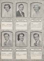 Page 12, 1954 Edition, Onteora High School - Tomahawk Yearbook (Boiceville, NY) online yearbook collection