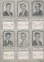 Page 13, 1954 Edition, Onteora High School - Tomahawk Yearbook (Boiceville, NY) online yearbook collection