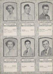 Page 15, 1954 Edition, Onteora High School - Tomahawk Yearbook (Boiceville, NY) online yearbook collection