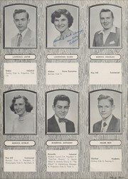 Page 16, 1954 Edition, Onteora High School - Tomahawk Yearbook (Boiceville, NY) online yearbook collection