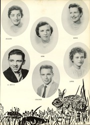 Page 17, 1956 Edition, Onteora High School - Tomahawk Yearbook (Boiceville, NY) online yearbook collection