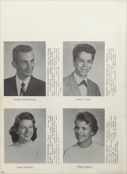Page 14, 1959 Edition, Onteora High School - Tomahawk Yearbook (Boiceville, NY) online yearbook collection