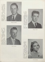 Page 16, 1959 Edition, Onteora High School - Tomahawk Yearbook (Boiceville, NY) online yearbook collection