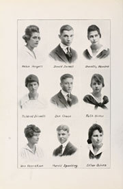 Page 16, 1918 Edition, Santa Ana High School - Ariel Yearbook (Santa Ana, CA) online yearbook collection