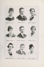 Page 17, 1918 Edition, Santa Ana High School - Ariel Yearbook (Santa Ana, CA) online yearbook collection