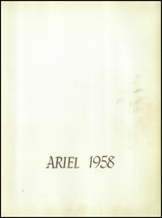 Page 7, 1958 Edition, Santa Ana High School - Ariel Yearbook (Santa Ana, CA) online yearbook collection
