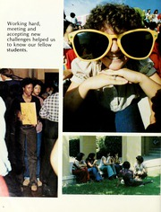 Page 10, 1980 Edition, Santa Ana High School - Ariel Yearbook (Santa Ana, CA) online yearbook collection