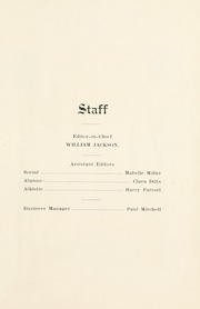 Page 13, 1912 Edition, Winamac High School - Totem Yearbook (Winamac, IN) online yearbook collection