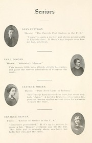 Page 16, 1912 Edition, Winamac High School - Totem Yearbook (Winamac, IN) online yearbook collection