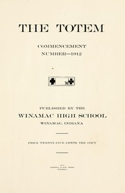 Page 9, 1912 Edition, Winamac High School - Totem Yearbook (Winamac, IN) online yearbook collection