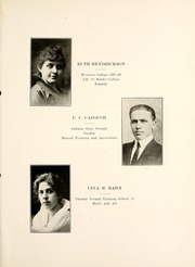 Page 15, 1915 Edition, Winamac High School - Totem Yearbook (Winamac, IN) online yearbook collection