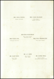 Page 15, 1923 Edition, Winamac High School - Totem Yearbook (Winamac, IN) online yearbook collection