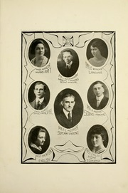 Page 13, 1921 Edition, South Whitley High School - Reflector Yearbook (South Whitley, IN) online yearbook collection