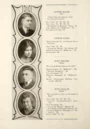 Page 16, 1921 Edition, South Whitley High School - Reflector Yearbook (South Whitley, IN) online yearbook collection