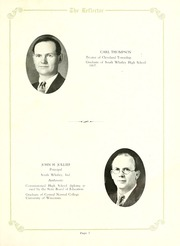 Page 17, 1927 Edition, South Whitley High School - Reflector Yearbook (South Whitley, IN) online yearbook collection