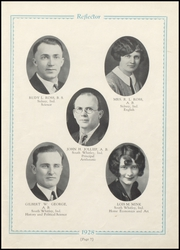 Page 13, 1928 Edition, South Whitley High School - Reflector Yearbook (South Whitley, IN) online yearbook collection
