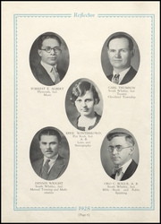 Page 14, 1928 Edition, South Whitley High School - Reflector Yearbook (South Whitley, IN) online yearbook collection