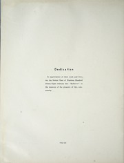 Page 12, 1938 Edition, South Whitley High School - Reflector Yearbook (South Whitley, IN) online yearbook collection