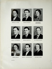 Page 16, 1938 Edition, South Whitley High School - Reflector Yearbook (South Whitley, IN) online yearbook collection