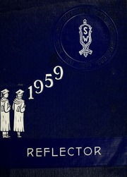 1959 Edition, South Whitley High School - Reflector Yearbook (South Whitley, IN)