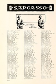 Page 14, 1919 Edition, Kokomo High School - Sargasso Yearbook (Kokomo, IN) online yearbook collection