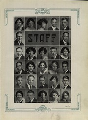 Page 11, 1923 Edition, Kokomo High School - Sargasso Yearbook (Kokomo, IN) online yearbook collection