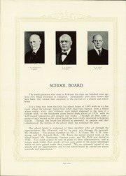 Page 16, 1926 Edition, Kokomo High School - Sargasso Yearbook (Kokomo, IN) online yearbook collection