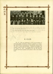 Page 78, 1928 Edition, Kokomo High School - Sargasso Yearbook (Kokomo, IN) online yearbook collection