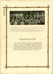 Page 82, 1928 Edition, Kokomo High School - Sargasso Yearbook (Kokomo, IN) online yearbook collection