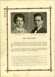 Page 86, 1928 Edition, Kokomo High School - Sargasso Yearbook (Kokomo, IN) online yearbook collection