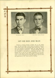 Page 88, 1928 Edition, Kokomo High School - Sargasso Yearbook (Kokomo, IN) online yearbook collection