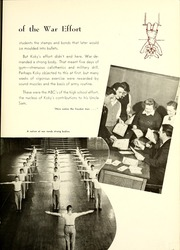 Page 13, 1943 Edition, Kokomo High School - Sargasso Yearbook (Kokomo, IN) online yearbook collection