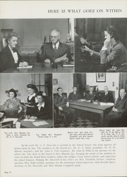 Page 16, 1944 Edition, Kokomo High School - Sargasso Yearbook (Kokomo, IN) online yearbook collection