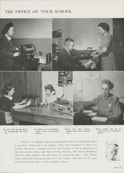 Page 17, 1944 Edition, Kokomo High School - Sargasso Yearbook (Kokomo, IN) online yearbook collection