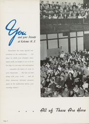 Page 6, 1944 Edition, Kokomo High School - Sargasso Yearbook (Kokomo, IN) online yearbook collection