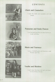 Page 16, 1945 Edition, Kokomo High School - Sargasso Yearbook (Kokomo, IN) online yearbook collection