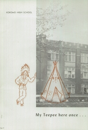Page 8, 1945 Edition, Kokomo High School - Sargasso Yearbook (Kokomo, IN) online yearbook collection
