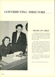 Page 16, 1951 Edition, Kokomo High School - Sargasso Yearbook (Kokomo, IN) online yearbook collection