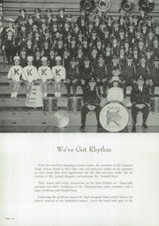 Page 106, 1955 Edition, Kokomo High School - Sargasso Yearbook (Kokomo, IN) online yearbook collection