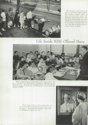 Page 12, 1955 Edition, Kokomo High School - Sargasso Yearbook (Kokomo, IN) online yearbook collection