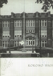 Page 6, 1955 Edition, Kokomo High School - Sargasso Yearbook (Kokomo, IN) online yearbook collection