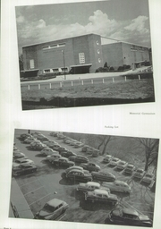 Page 8, 1955 Edition, Kokomo High School - Sargasso Yearbook (Kokomo, IN) online yearbook collection